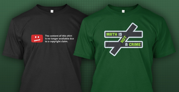 Techdirt Gear on Teespring